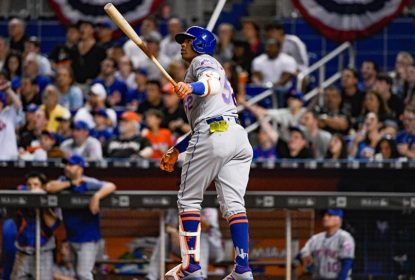 Mets colocam Cespedes na lista de contundidos - The Playoffs