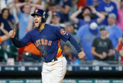 George Springer faz história em vitória apertada do Houston Astros - The Playoffs