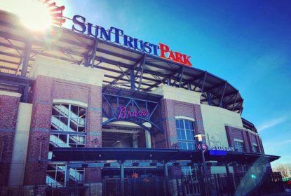 Atlanta Braves inaugura seu novo estádio com vitória contra New York Yankees - The Playoffs