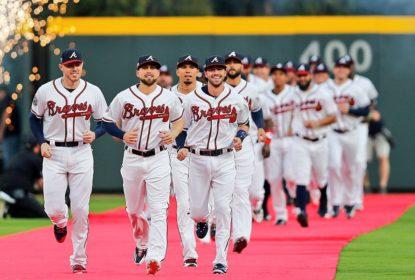 Atlanta Braves inaugura novo estádio com vitória sobre San Diego Padres - The Playoffs