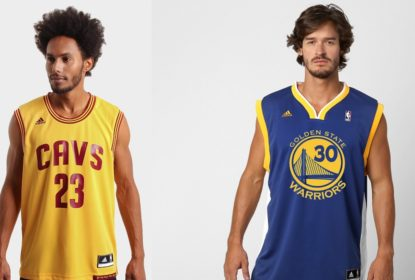 Black November Netshoes: camisas oficiais da NBA a partir de R$ 79,90 - The Playoffs