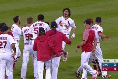 St. Louis Cardinals abre temporada com vitória sobre Chicago Cubs - The Playoffs