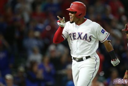 Carlos Gomez rebate ciclo e Texas Rangers vence Los Angeles Angels - The Playoffs