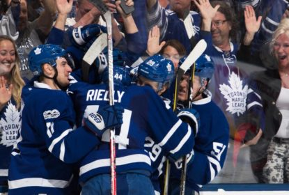 Maple Leafs vencem Capitals e passam à frente nos playoffs - The Playoffs