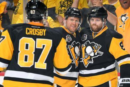 Penguins batem Blue Jackets e passam para o segundo round dos playoffs - The Playoffs