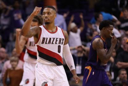 OdddsShark NBA Power Ranking: Blazers seguem com dupla Lillard e McCollum como melhor arma - The Playoffs