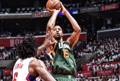 Thunder e Jazz trocam futuras escolhas e Derrick Favors vai para OKC - The Playoffs