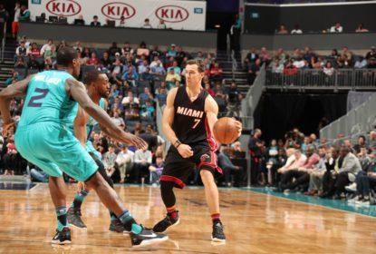 Heat vence Hornets e entra na zona de classificação para os Playoffs - The Playoffs