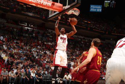 Na prorrogação, Heat garante vitória sobre Cavaliers e sonha com Playoffs - The Playoffs