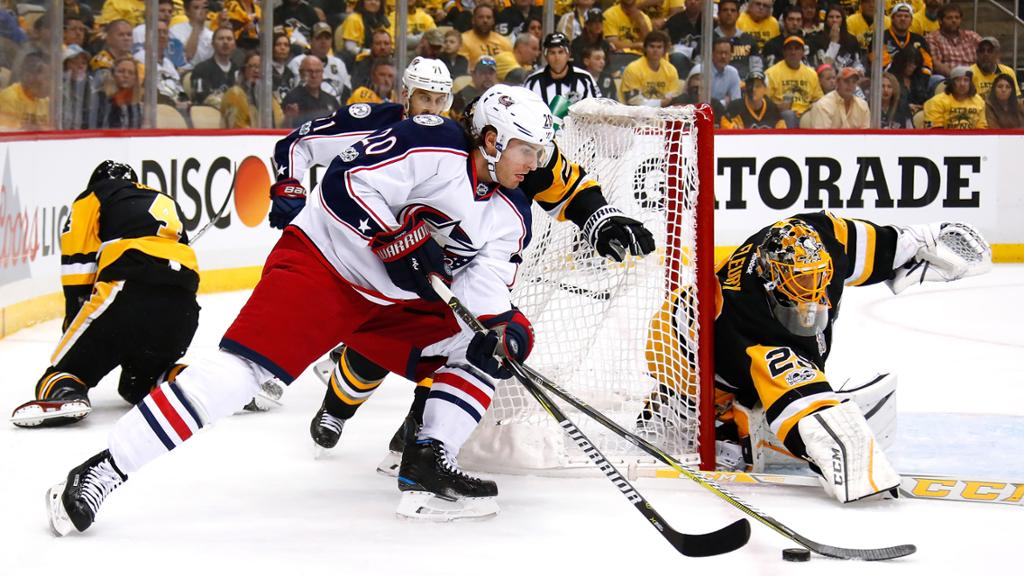 Pittsburgh Penguins dominante