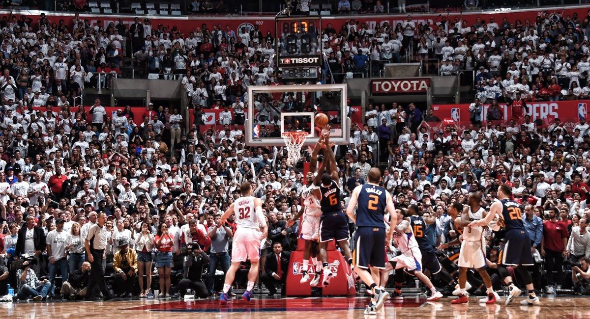 Joe Johnson garante vitória do Jazz contra o Clippers