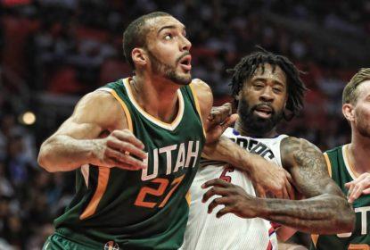 Jazz consegue vitória contra Clippers e fica a uma vitória da próxima fase - The Playoffs