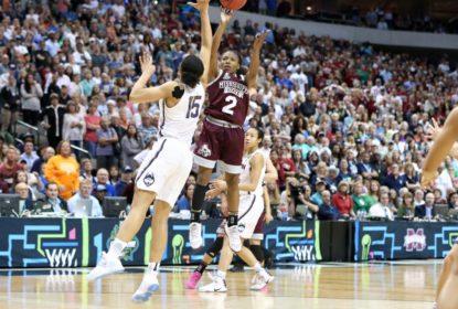 Mississippi State acaba com invencibilidade histórica de Connecticut e vai para a final da NCAA - The Playoffs