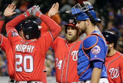 Daniel Murphy e Ryan Zimmerman se destacam e Nationals derrotam Mets - The Playoffs