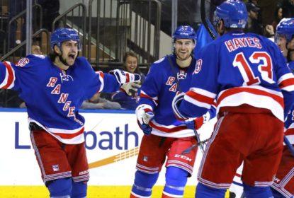 Mats Zuccarello e Derek Stepan marcam e Rangers eliminam Canadiens - The Playoffs