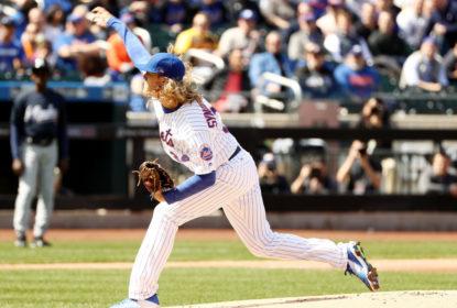 Com Syndergaard dominante, Mets vencem Braves na abertura da temporada - The Playoffs
