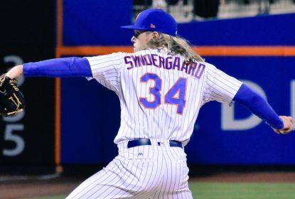 Noah Syndergaard sofre processo por dever aluguéis em Nova York - The Playoffs