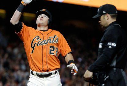 Novato Christian Arroyo brilha novamente e Giants vencem Padres - The Playoffs