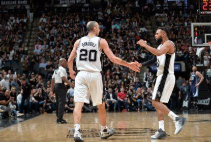 Spurs vencem Grizzlies em nova partida equilibrada e ficam a uma vitória da classificação - The Playoffs