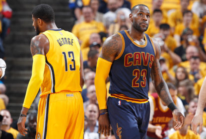 L2M aponta infração não marcada de LeBron James na bola decisiva do jogo 4 contra o Indiana Pacers - The Playoffs