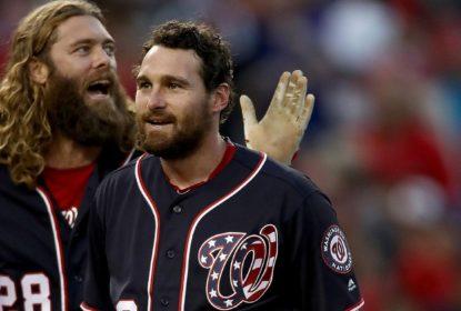 Walk-off de Daniel Murphy garante vitória dos Nationals contra Phillies - The Playoffs