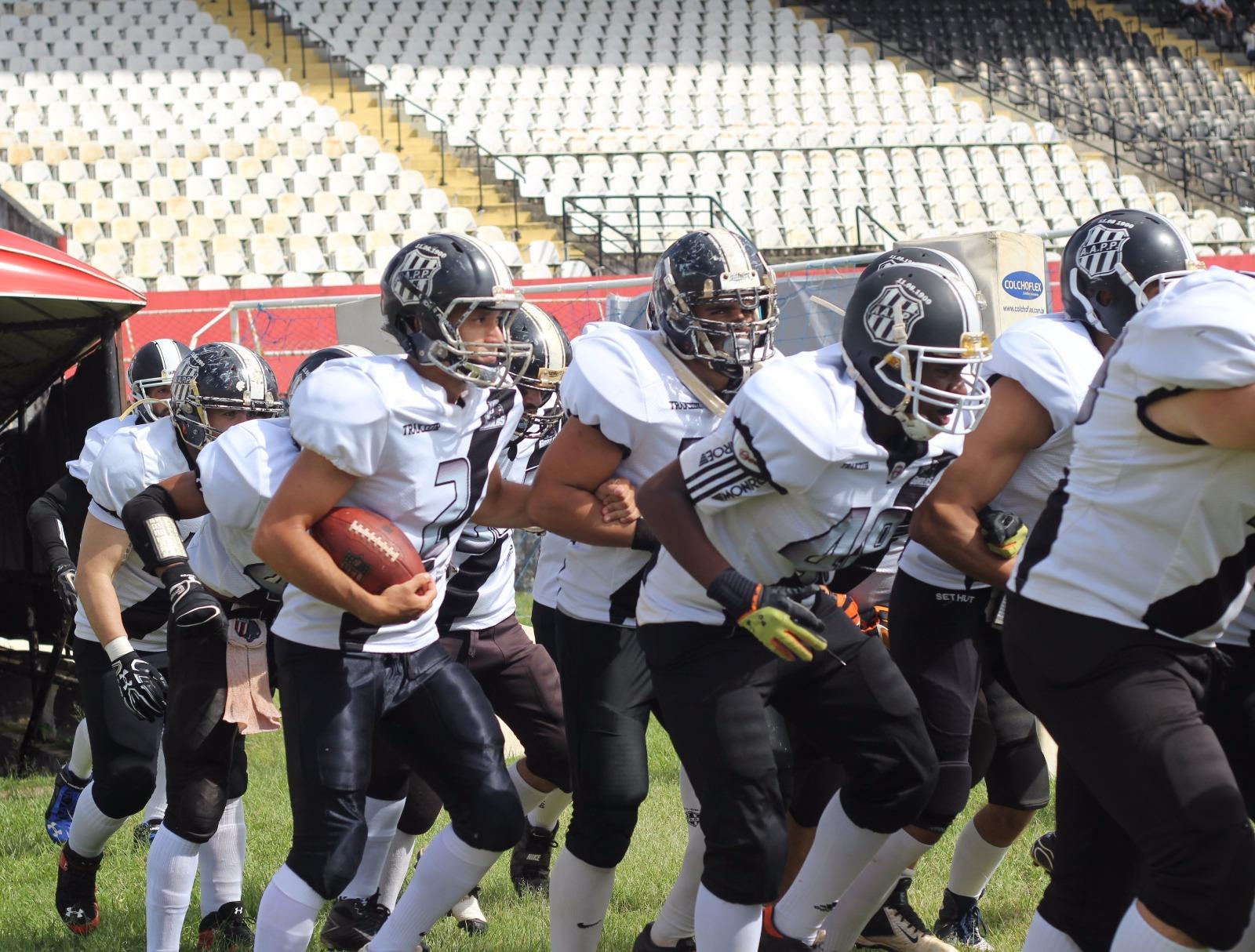 3a1f63e84d Ponte Preta Gorilas abre SPFL com grande vitória sobre Mooca Destroyers