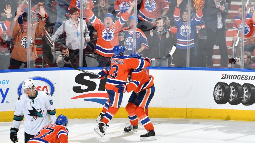 Edmonton Oilers: vitória na prorrogação, vaga bem próxima