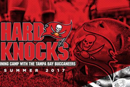 Tampa Bay Buccaneers será protagonista da série 'Hard Knocks' - The Playoffs