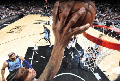 San Antonio Spurs vence Memphis Grizzlies e abre 2-0 na série - The Playoffs