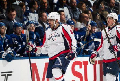 Washington Capitals supera pressão do Toronto Maple Leafs e deixa série empatada - The Playoffs