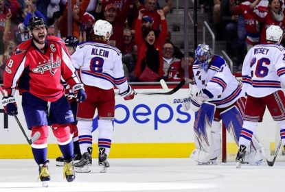 Washington Capitals garante Presidents' Trophy com vitória sobre New York Rangers - The Playoffs