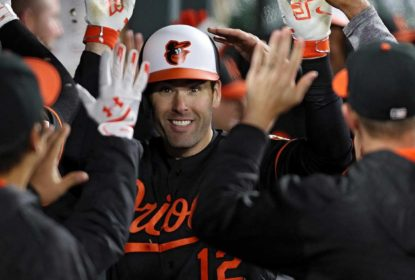 Seth Smith bate home run e garante virada do Baltimore Orioles contra o New York Yankees - The Playoffs