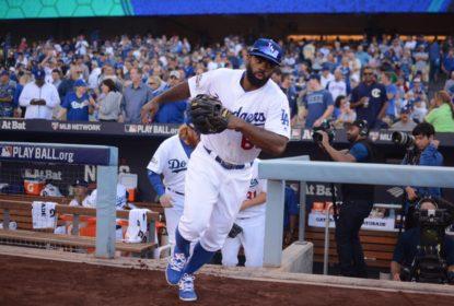 Andrew Toles rompe ligamento do joelho direito e está fora da temporada pelos Dodgers - The Playoffs