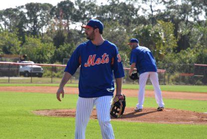 Matt Harvey confessa que participou de festa antes de jogo dos Mets - The Playoffs
