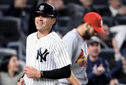 Jacoby Ellsbury sofre concussão e entra para lista de lesioandos do New York Yankees - The Playoffs
