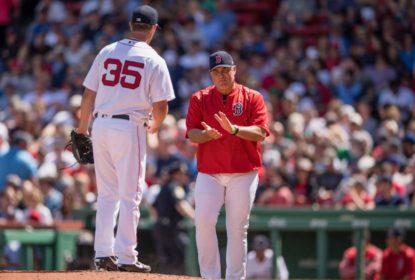 Pressionado, John Farrell diz que Red Sox precisam de mais vitórias na temporada - The Playoffs