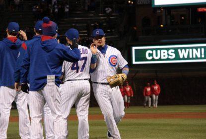 Em noite de recorde de Joe Maddon, Cubs superam Reds dentro de casa - The Playoffs