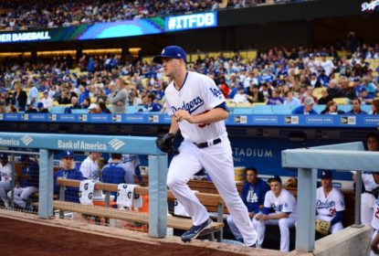 Alex Wood tem luxação no ombro e entra para lista de lesionados dos Dodgers - The Playoffs