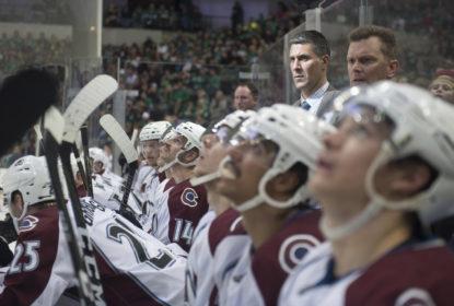 Gabriel Landeskog é suspenso do Avalanche por quatro jogos - The Playoffs