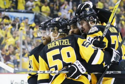 No sufoco, Penguins vencem Predators no jogo 1 da final da NHL - The Playoffs