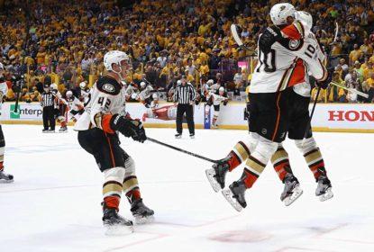 Ducks vencem Predators por 3 a 2 e empatam a série final do Oeste - The Playoffs