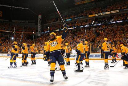 Com emoção de sobra, Predators vencem Ducks e conquistam o Oeste da NHL - The Playoffs