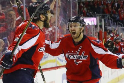 Capitals vencem Penguins e se mantêm vivos nos playoffs - The Playoffs