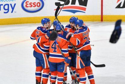 Com goleada, Oilers vencem Ducks e forçam o jogo 7 - The Playoffs