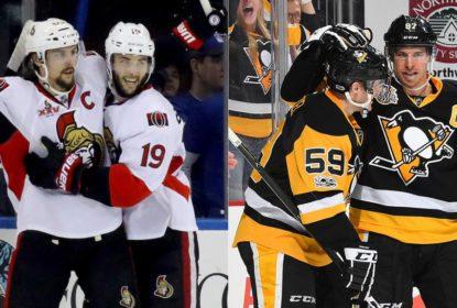 [PRÉVIA] Playoffs da NHL – Final do Leste: Pittsburgh Penguins x Ottawa Senators - The Playoffs