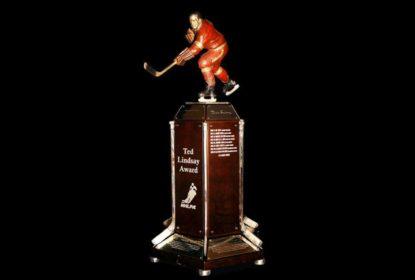 Anunciados os candidatos para o troféu Ted Lindsay da NHL - The Playoffs