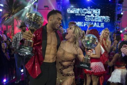 "Rashad Jennings vence o reality show ""Dancing with the Stars"" - The Playoffs"