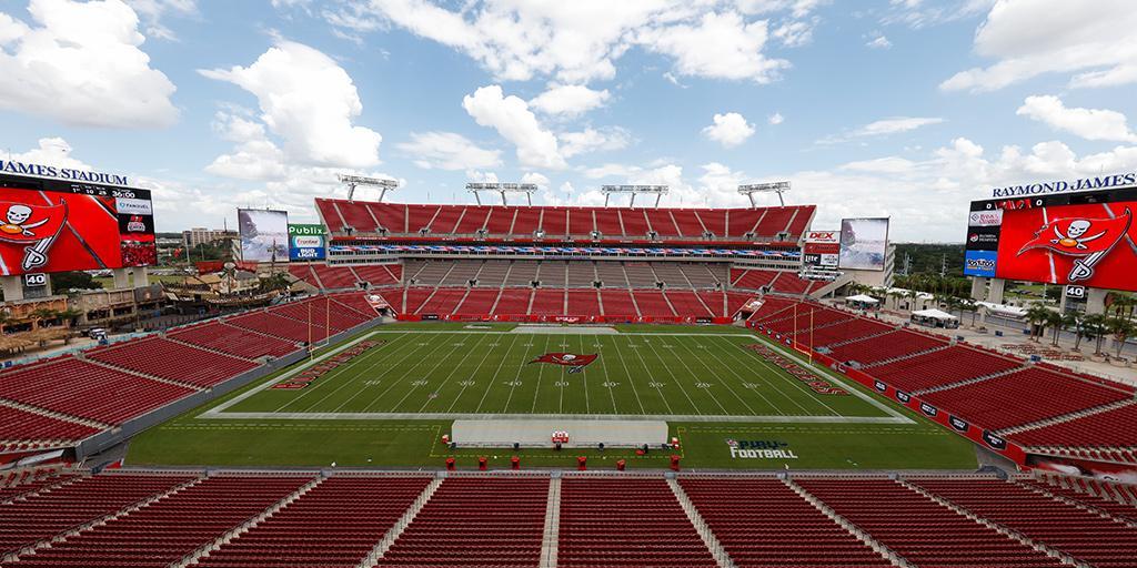 Super Bowl LV é realocado para Tampa e Los Angeles vai sediar o SB LVI - The Playoffs