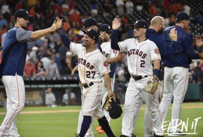 Houston Astros vence com 4 home runs e dispara na ponta da AL Oeste - The Playoffs