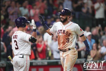 Houston Astros confirma bom momento e massacra Texas Rangers por 10 a 1 - The Playoffs